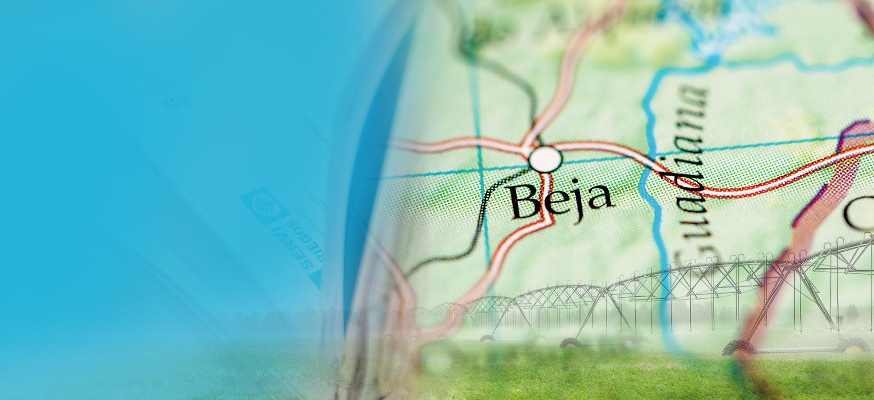 Nuevas oficinas en PORTUGAL (Beja). Rua Dos Electricistas Nº12, Bairro de S. Miguel Bloco 14.