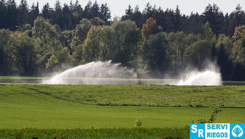 Quase trezentos novos registros de melhorias na irrigação, aprovados pela Junta de Extremadura.