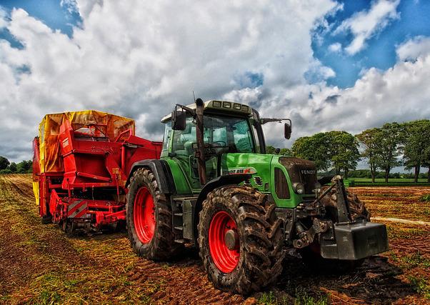La agricultura se vuelve tecnológica.