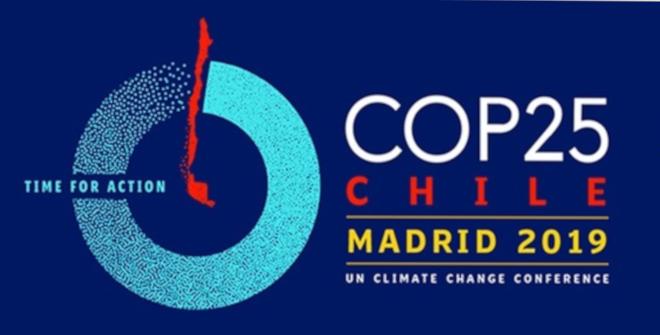 Hoy se inaugura en Madrid la XXV Conferencia de las Naciones Unidas sobre el Cambio Climático.