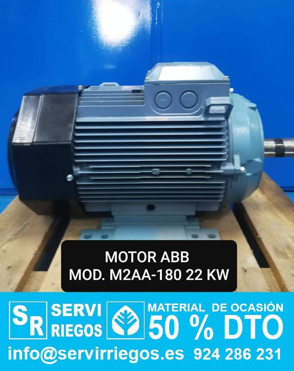 Motor ABB Mod. 2AA 180 22 W