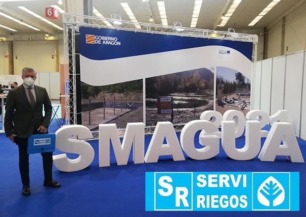 Serviriegos, presente na XXV Mostra Internacional de Água e Irrigação (Smagua)